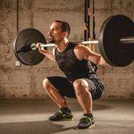 Løftehastigheden som objektivt mål for intensitet og udmattelse i et frivægtssquat